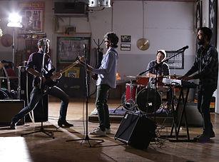 バンドの練習