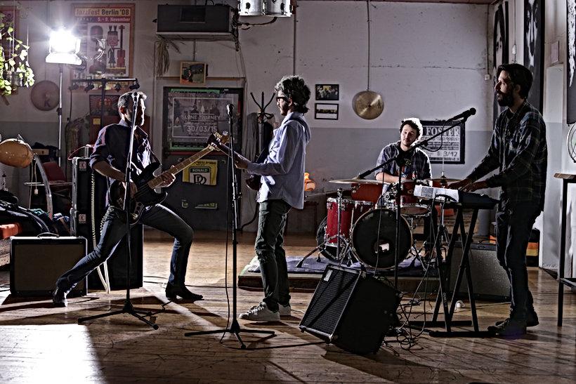 밴드 연습