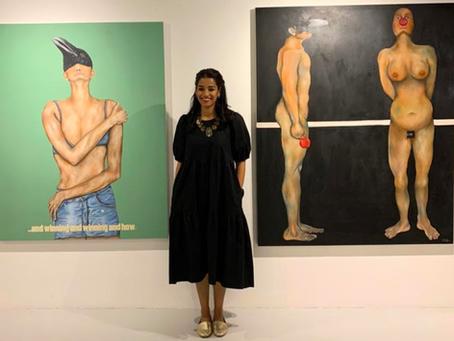 Artist Spotlight : Poojitha Menon