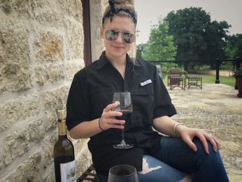 Texas Hill Country Wine: Becker Vineyards Edition
