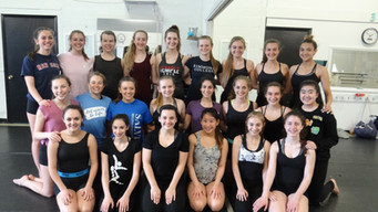 Performance Company Group Shot