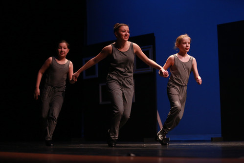 Tap team performs at Ashland MA High School