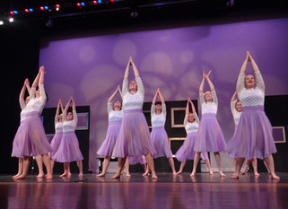 The Early Bird Catches The Recital Costume - Fees & Process Explained