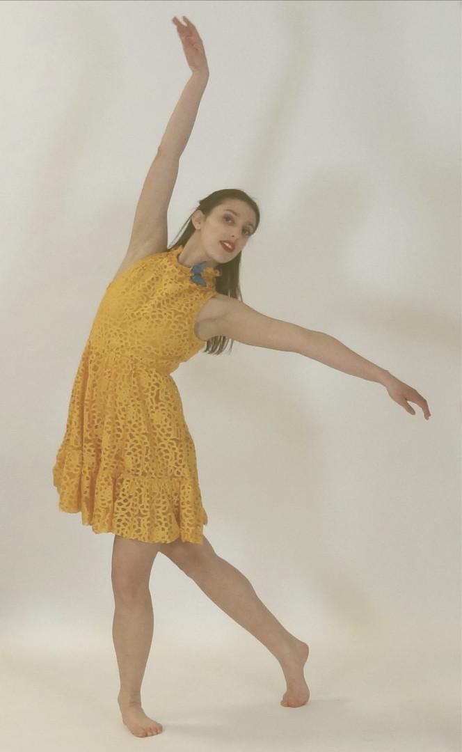 Ashland dancer Madi B