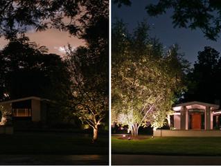 Hot Summer Trend: Landscape Lighting