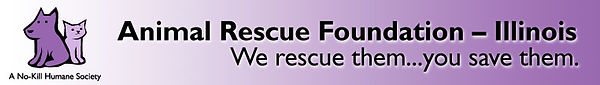 Animal Rescue Foundation Illinois