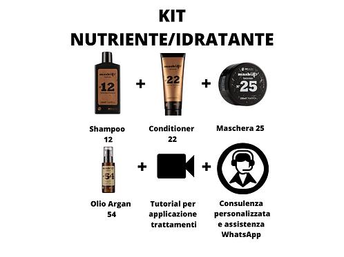 KIT NUTRIENTE/IDRATANTE