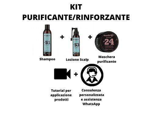 KIT PURIFICANTE/RINFORZANTE