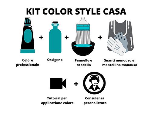 Kit color style casa