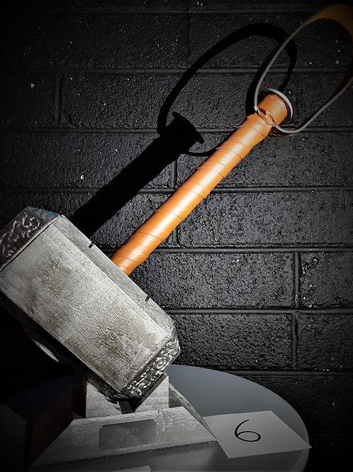 Mjölnir The Thor's Hammer #6