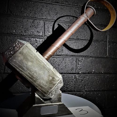 Mjölnir The Thor's Hammer #3