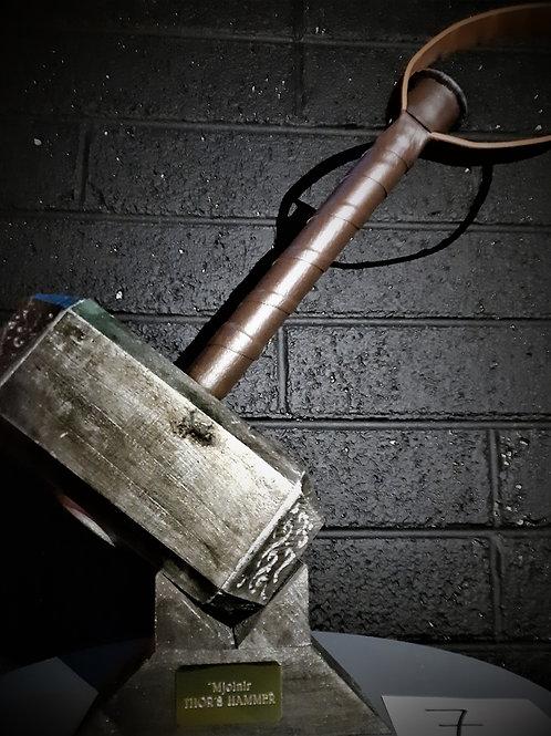 Mjölnir The Thor's Hammer #7