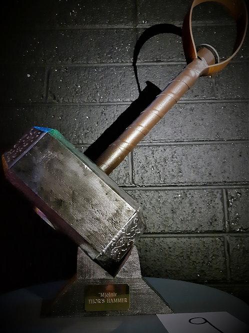 Mjölnir The Thor's Hammer #9