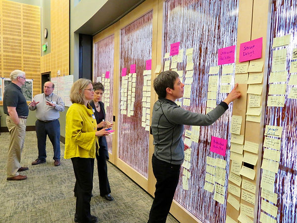 Value Planning Workshop in Olympia, WA