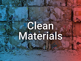 Clean Materials Discussion Series