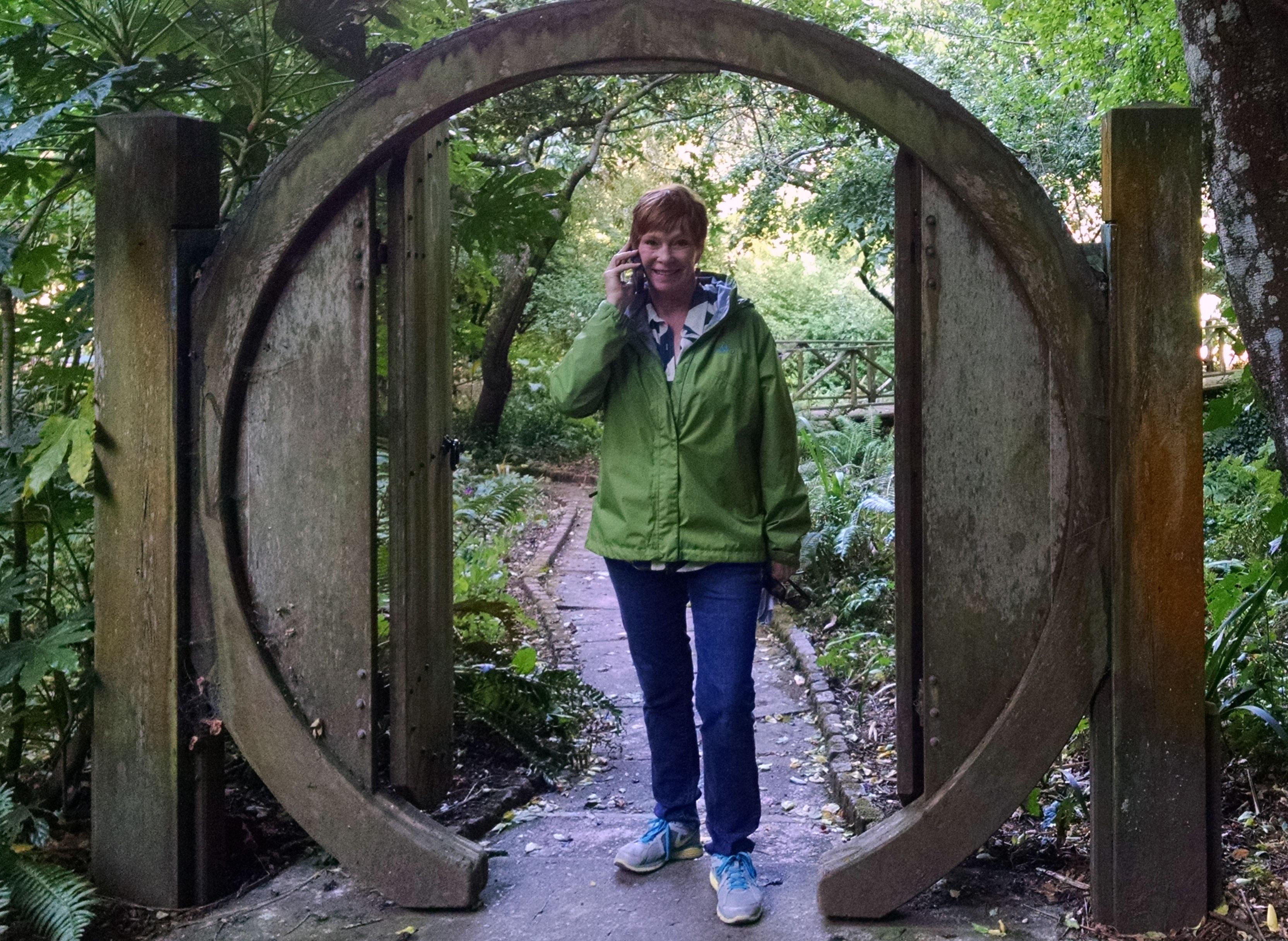 Round-gate