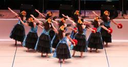 フラホニケアロハ フラダンス教室 ワヒネ