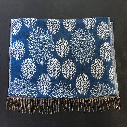 Yak Wool Blankets - Pattern