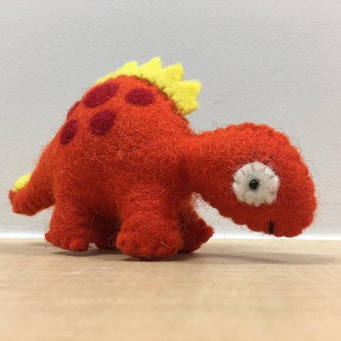 Felt Dinosaur Stegosaurus