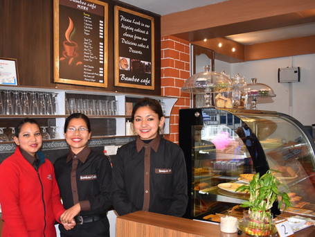 Bamboo Cafe : Training for the Future