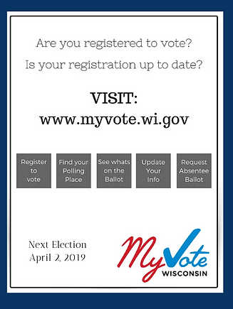 Are you registered to vote for webpage.p