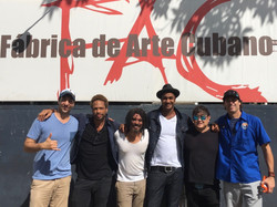 FAC - Havana, Cuba