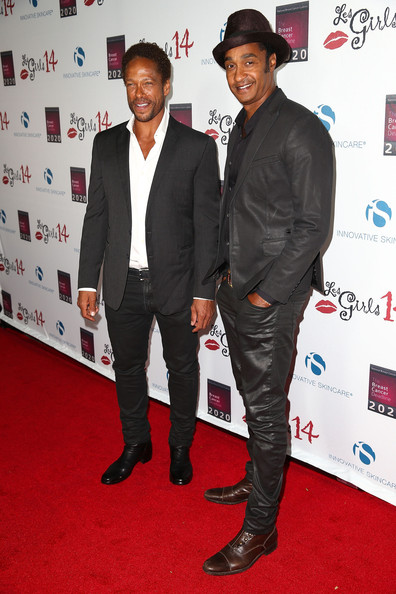 DLEE and Gary Dourdan