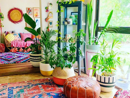 BOHEMIAN GLAMOUR | 10 must-have decorating essentials in 2020