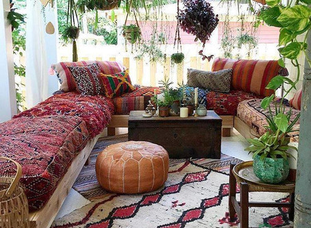 Moroccan interiors brings you a wonderful home life