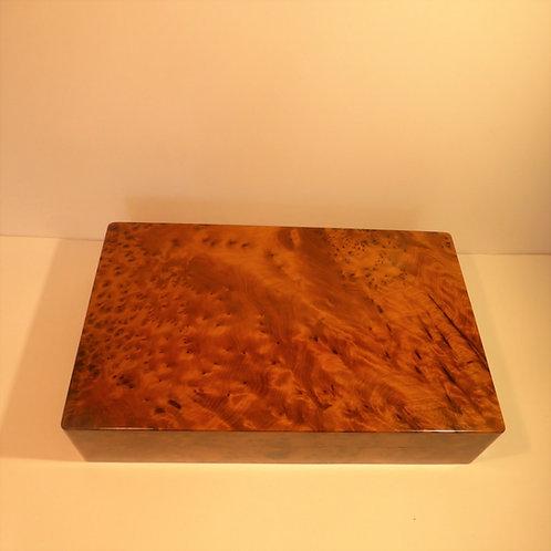 Moroccan box in Thuya jder2514