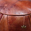 Thumbnail: CLASSY LEATHER OTTOMAN TAN CP3BR