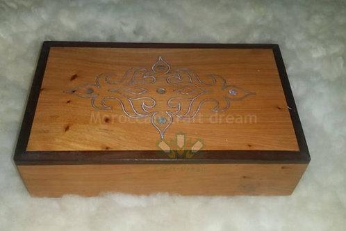 Moroccan box in Thuya Thuya2012