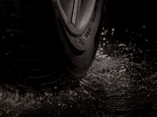 When the rubber meets the road.