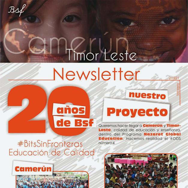 Newsletter-Febrero