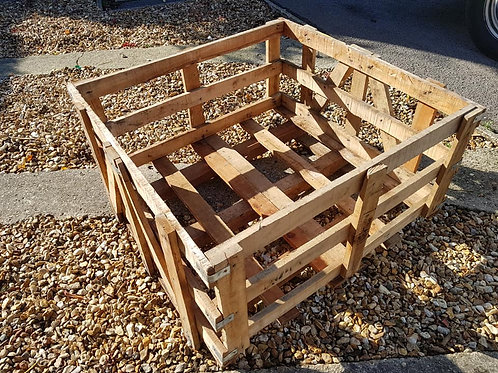Large Square Pallet Crates