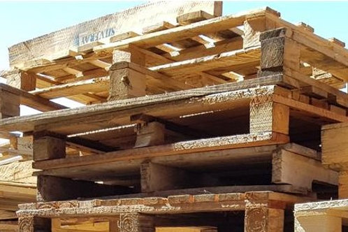 Mixed Size Pallets