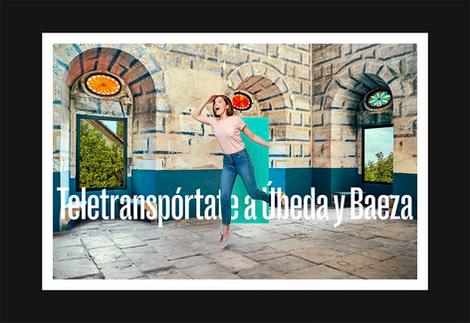 TELETRANSPÓRTATE A UBEDA Y BAEZA