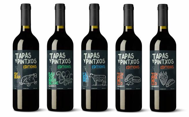 TAPAS Y PINTXOS EDITIONS