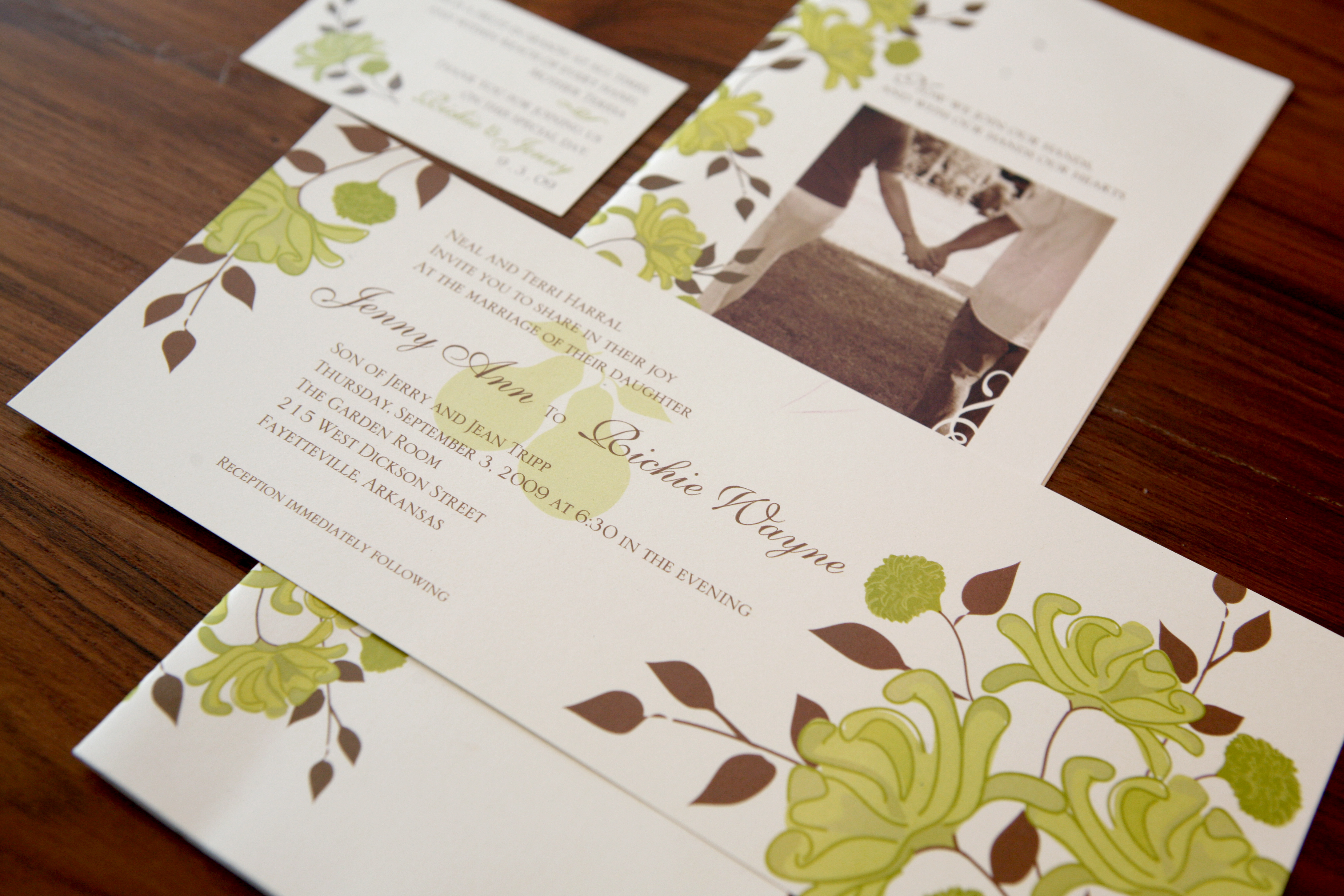 Wedding Stationery | Spring Mum