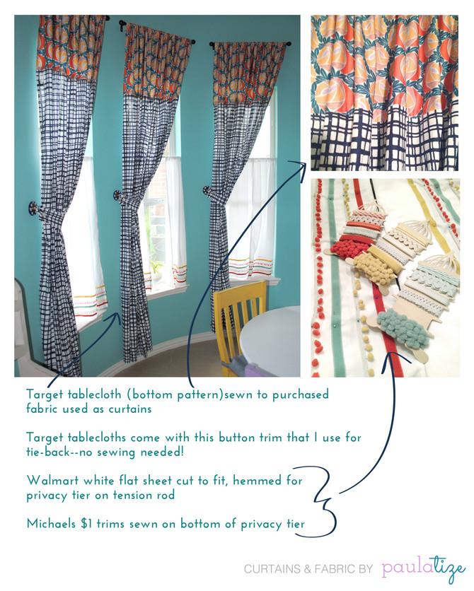 fabric & curtains