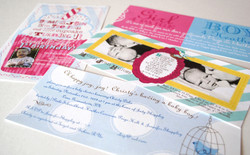 Baby Announcements & Shower Invites