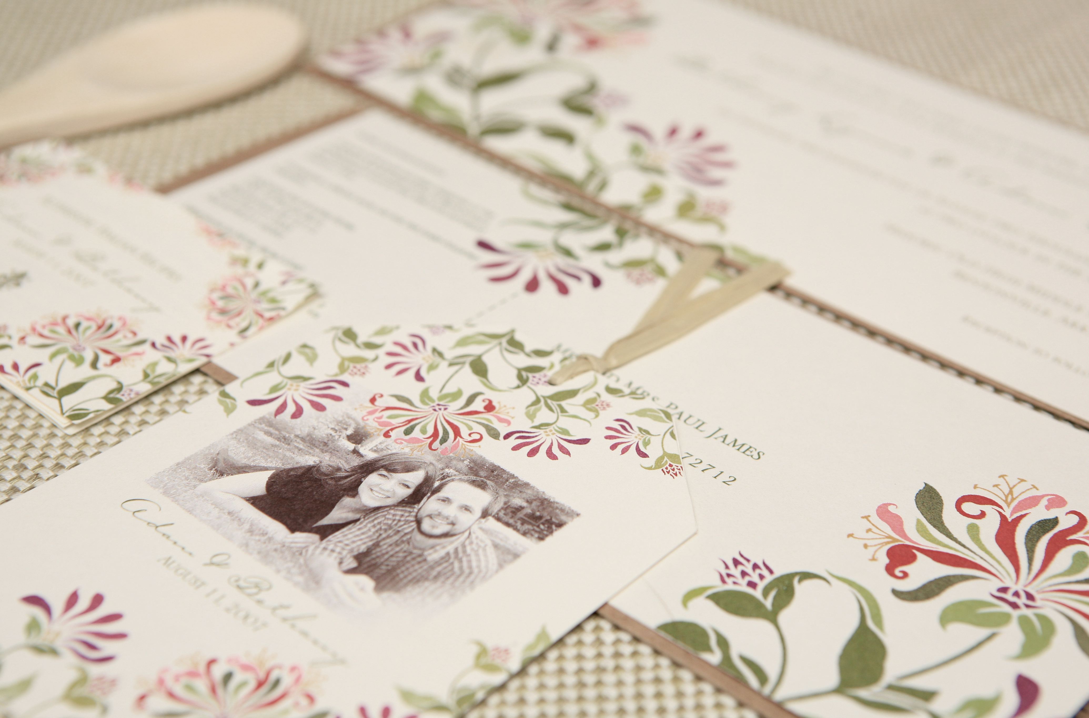 Wedding Stationery | Nouveau Bloom