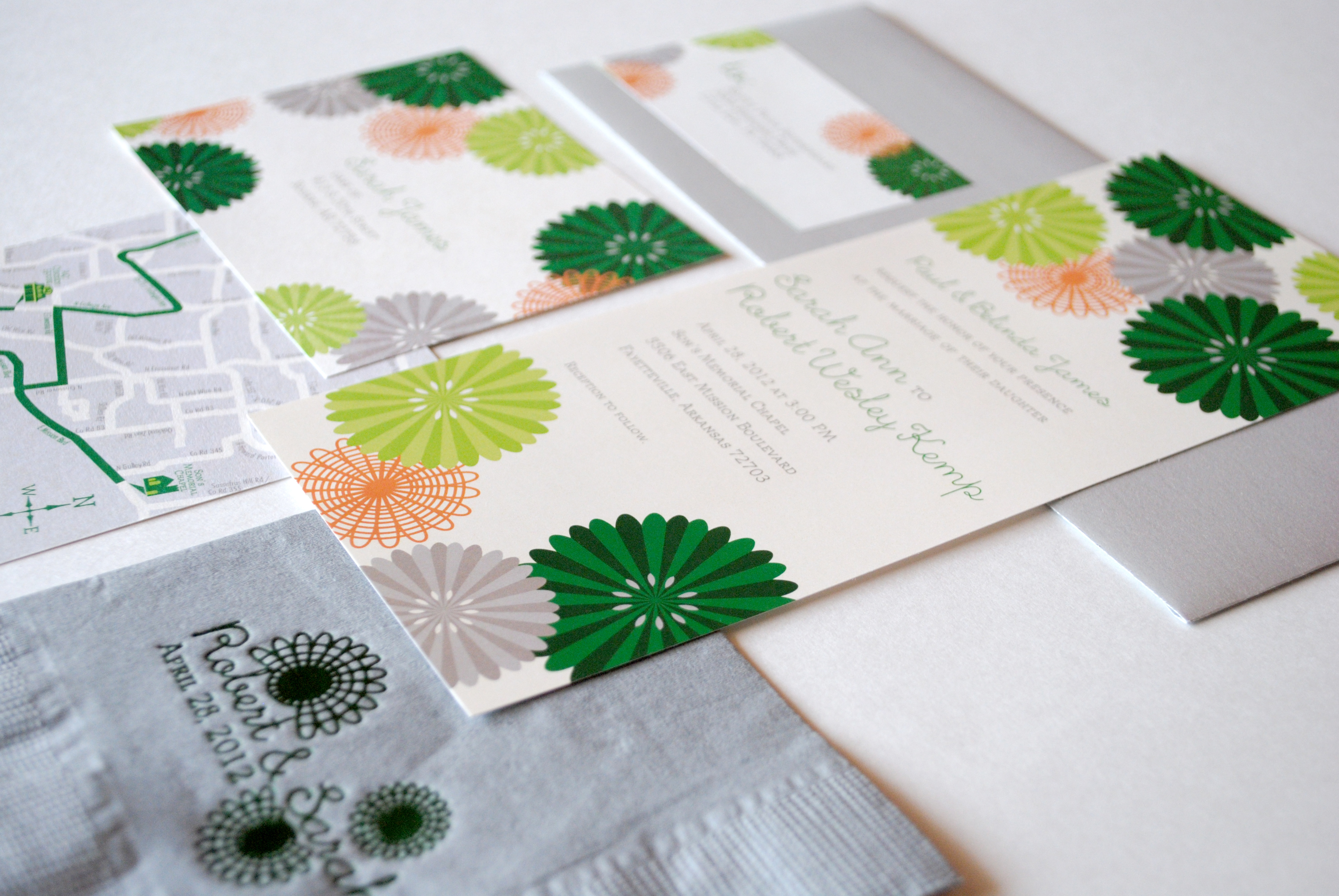 Wedding Stationery | Medallion