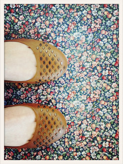 Walmart Flats on childhood wallpaper