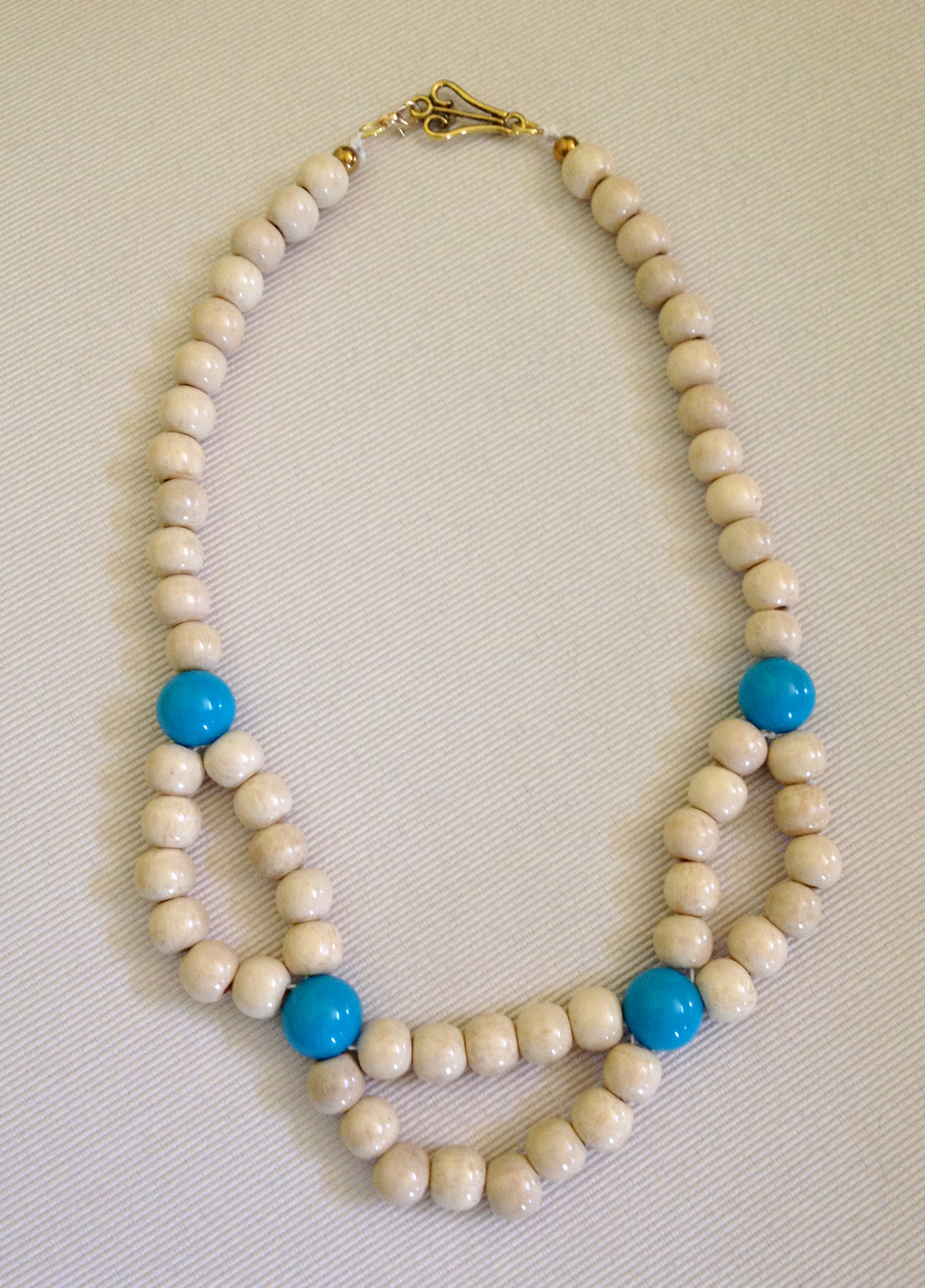 Bauble Bib Necklace