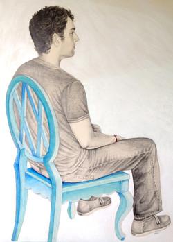 Scott in Chair Portrait