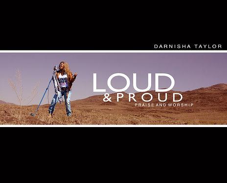 Loud & Proud Praise and Worship CD