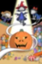 Amelia's Halloween Celebration