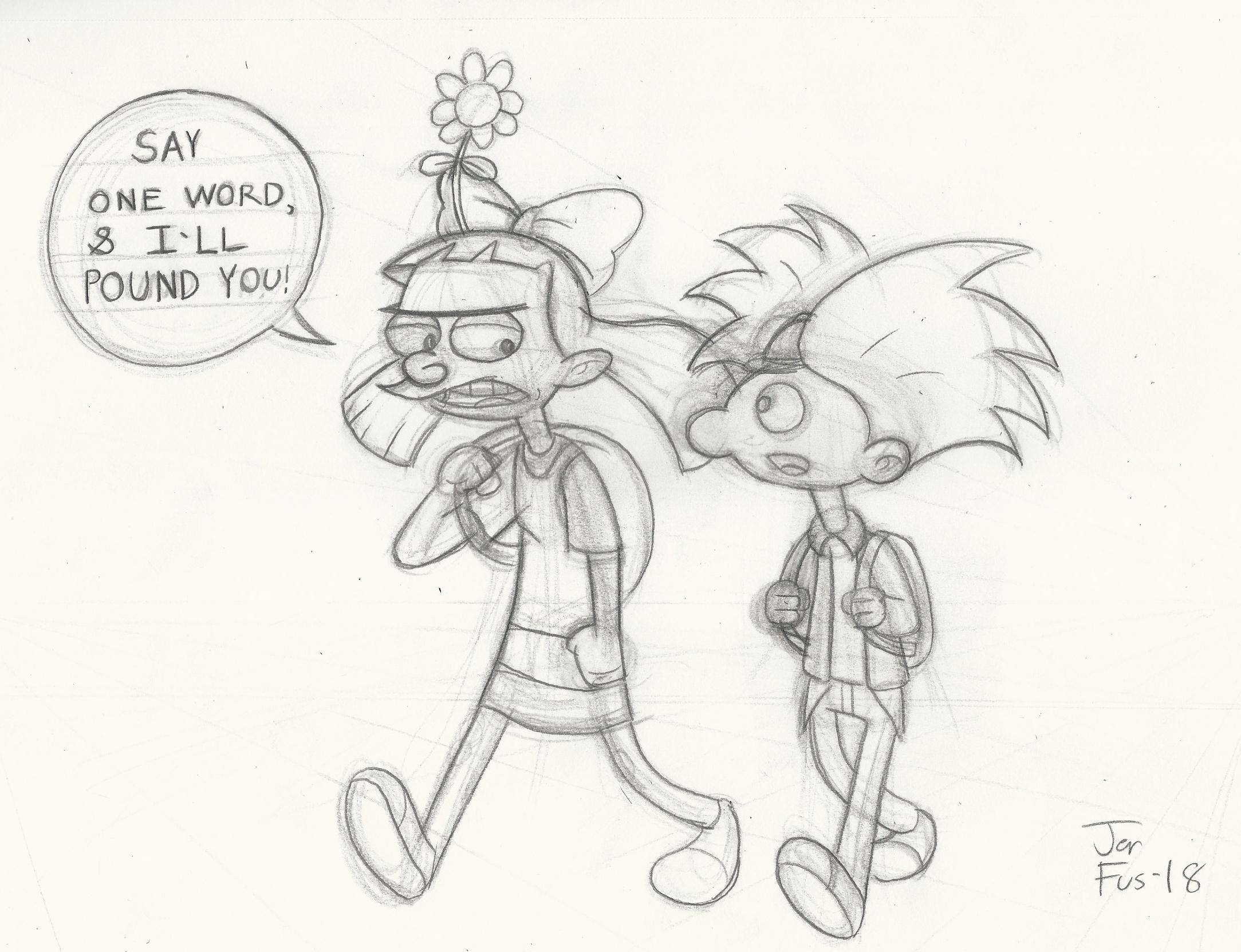 Daisy Head Helga 2