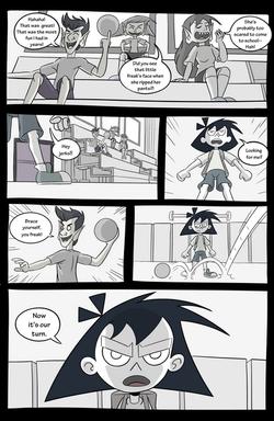 Amelia Enmity #1 (page 8)